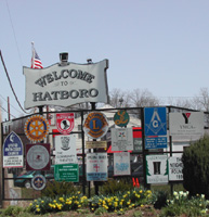Welcome Sign 04-07-02