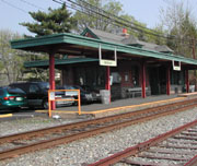 Hatboro Train Station 04-18-02
