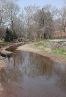Pennypack Creek 04-07-02