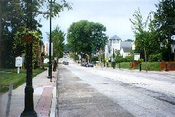 York  Road Looking South 2000