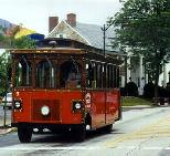 Trolley Ride July 2000
